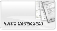 Russia Certification